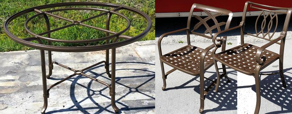 Clearwater Patio Furniture Repair Outdoor Furniture Repair